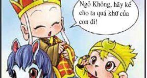 Tây Du Ký Hài (33): Tâm sự của Ngộ Không