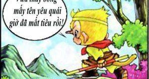 """Tây Du Ký Hài (38): Sư phụ """"xuất chiêu"""""""
