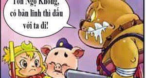 Tây Du Ký Hài (40): Chạm trán Cẩu đại vương