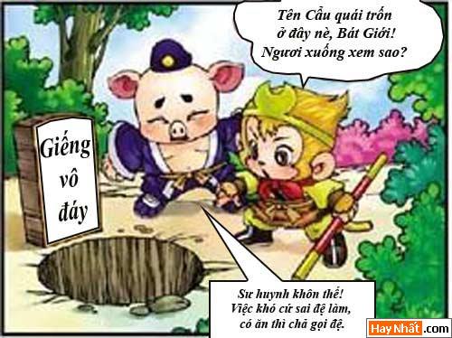 Tây Du Ký Hài , Tay du ky, Ton ngo khong, ngo khong, duong tang, bat gioi