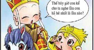 Tây Du Ký Hài (36): Đại gia Bật Mã Ôn