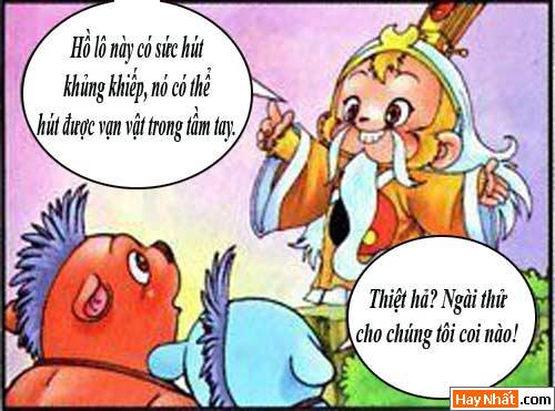 Tây Du Ký Hài, Sư phụ,xuất chiêu, Ton Ngo Khong, Ngo Khong, Đường Tăng, Tay Du ky