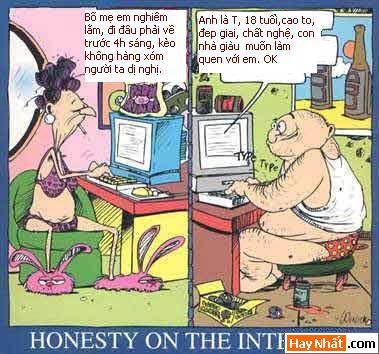 Biếm họa, Lợn, Heo, Binladen, Police, Lâm hùng, Hát, Hát hò, Nghệ sĩ, Xương, Chat, Internet