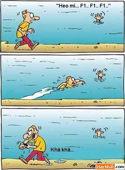 Bơi, Chết đuối, Gặp nạn, Bơi, Cứu, F1, Cứu người