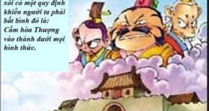 Tây Du Ký Hài (64): Thầy trò xài hàng giả