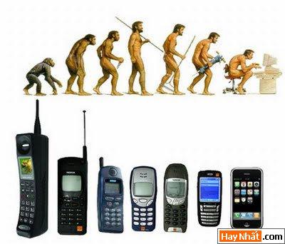 Sự tiến hóa của loài người qua các thời kỳ 1