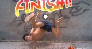 Finish!!!