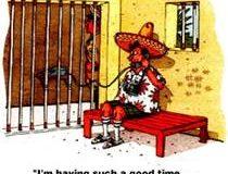 Ở tù sướng hơn đi làm?