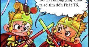 Tây Du Ký hài (76): 500 năm hồi kết