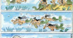 Thần tượng của tiên cá (18+)