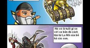 Warcraft: Ức chế