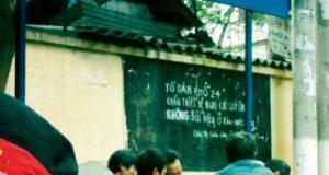 Khu phố Văn Hóa.. đầu năm