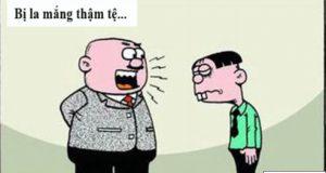 Kiếp nhân viên: Tình đồng nghiệp