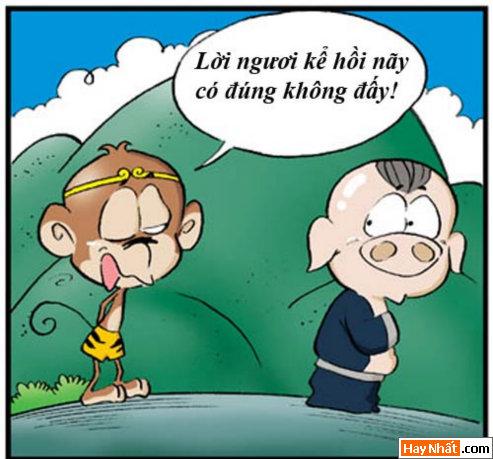 Truyện Tây Du Ký, Tân Tây Du Ký, Truyen Tay Du Ky, Tan Tay Du Ky, Ton Ngo Khong, Tôn Ngộ Không, tay du ky, tan tay du ky, tay du ky hai, truyen cuoi, chuyen cuoi, truyen tranh, hai huoc, ngo khong, su phụ