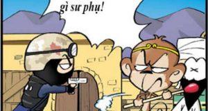 Tân Tây Du Ký (15): Ngộ Không trúng bom