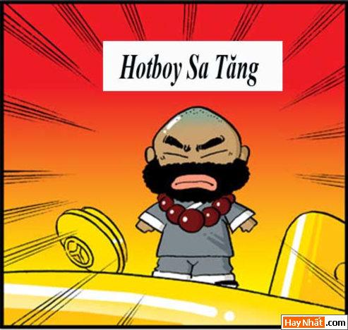 Tân Tây Du Ký (22): Hot boy Sa Tăng, Truyện Tây Du Ký, Tân Tây Du Ký, Truyen Tay Du Ky, Tan Tay Du Ky, Ton Ngo Khong, Tôn Ngộ Không, tay du ky, tan tay du ky, tay du ky hai, truyen cuoi, chuyen cuoi, truyen tranh, hai huoc, ngo khong, su phụ