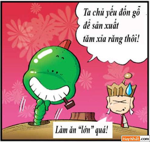 Tân Tây Du Ký (18): Chạm trán lâm tặc, Truyện Tây Du Ký, Tân Tây Du Ký, Truyen Tay Du Ky, Tan Tay Du Ky, Ton Ngo Khong, Tôn Ngộ Không, tay du ky, tan tay du ky, tay du ky hai, truyen cuoi, chuyen cuoi, truyen tranh, hai huoc, ngo khong, su phụ