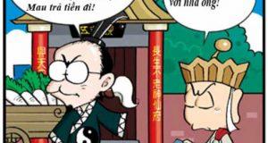 Tân Tây Du Ký (34): Sư phụ bị lừa