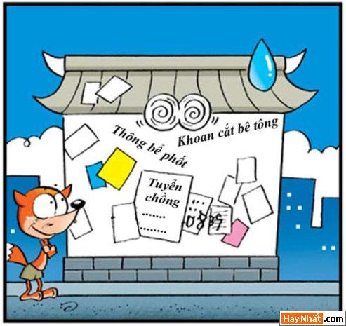 Tân Tây Du Ký (29): Dán tờ rơi nhà nghề, Truyện Tây Du Ký, Tân Tây Du Ký, Truyen Tay Du Ky, Tan Tay Du Ky, Ton Ngo Khong, Tôn Ngộ Không, tay du ky, tan tay du ky, tay du ky hai, ngo khong, sư phụ
