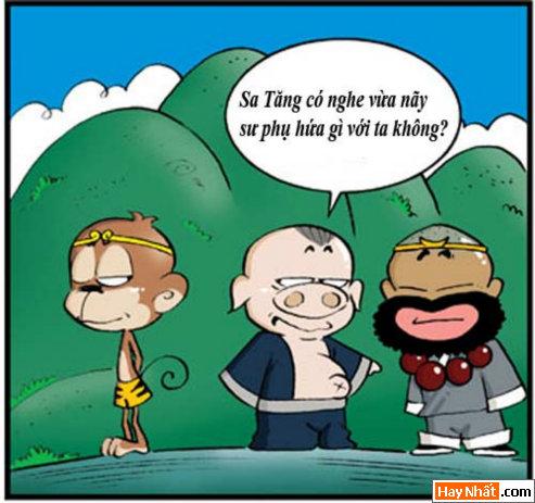 Tân Tây Du Ký (39): Sư phụ muốn thành đại gia