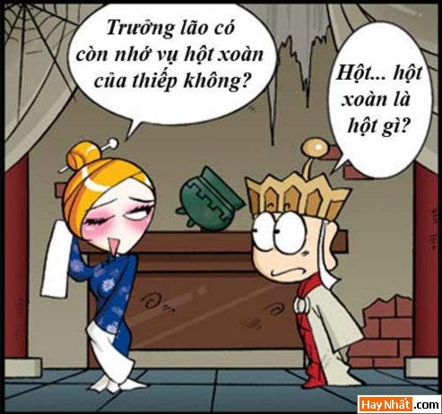 """Tân Tây Du Ký (48): """"Đần"""" bất đắc dĩ"""