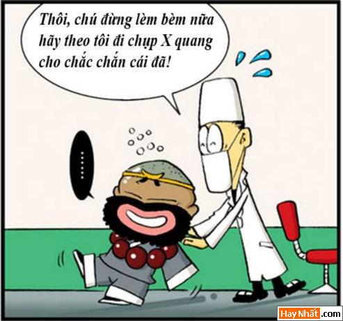 Tân Tây Du Ký (38): Kết quả siêu âm 4D