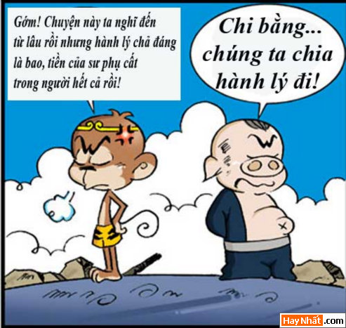 Tân Tây Du Ký (54): Vay tiền Bồ Tát