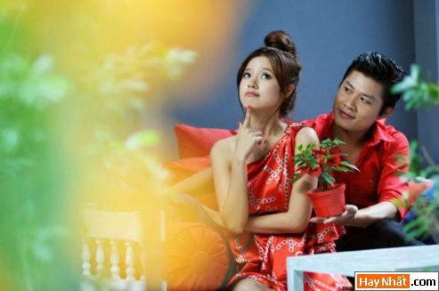 Midu tình tứ cùng nhạc sĩ Nguyễn Văn Chung 2