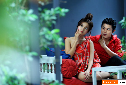 Midu tình tứ cùng nhạc sĩ Nguyễn Văn Chung 17