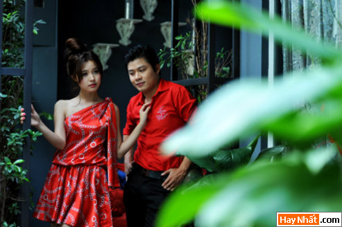 Midu tình tứ cùng nhạc sĩ Nguyễn Văn Chung 18