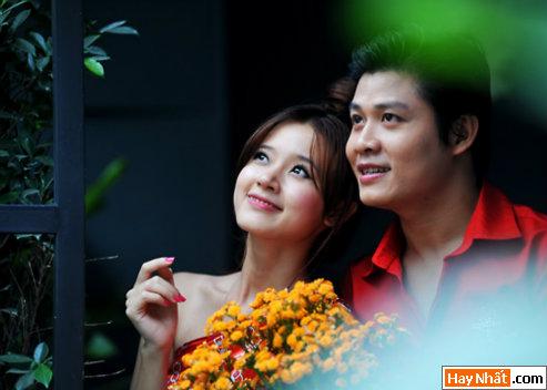 Midu tình tứ cùng nhạc sĩ Nguyễn Văn Chung 19