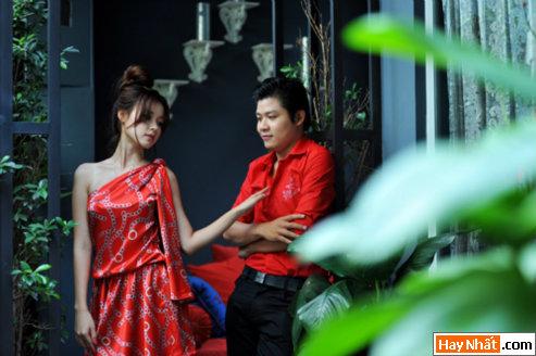 Midu tình tứ cùng nhạc sĩ Nguyễn Văn Chung 20