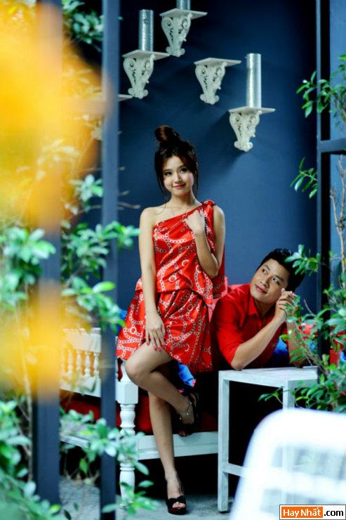 Midu tình tứ cùng nhạc sĩ Nguyễn Văn Chung 3