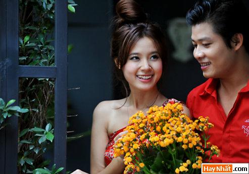 Midu tình tứ cùng nhạc sĩ Nguyễn Văn Chung 22