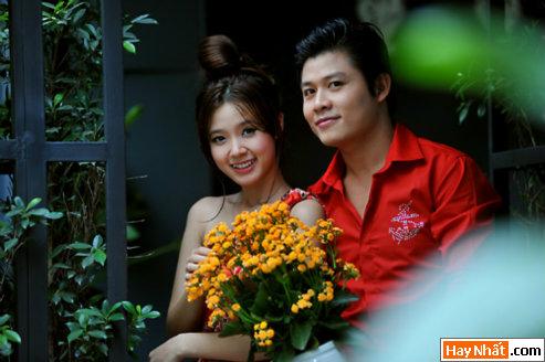 Midu tình tứ cùng nhạc sĩ Nguyễn Văn Chung 30