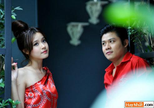 Midu tình tứ cùng nhạc sĩ Nguyễn Văn Chung 4