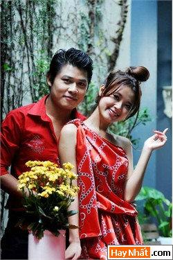 Midu tình tứ cùng nhạc sĩ Nguyễn Văn Chung 6