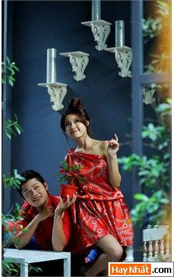 Midu tình tứ cùng nhạc sĩ Nguyễn Văn Chung 9