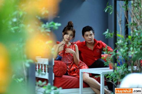 Midu tình tứ cùng nhạc sĩ Nguyễn Văn Chung 1