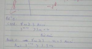 Bắt lỗi bài kiểm tra
