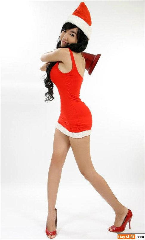 Hot girl Elly làm công chúa Tuyết 6