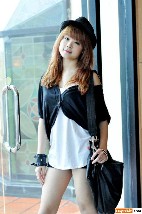 Album Hot Girl Huyền Baby 2