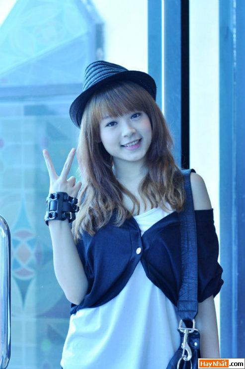 Album Hot Girl Huyền Baby 8
