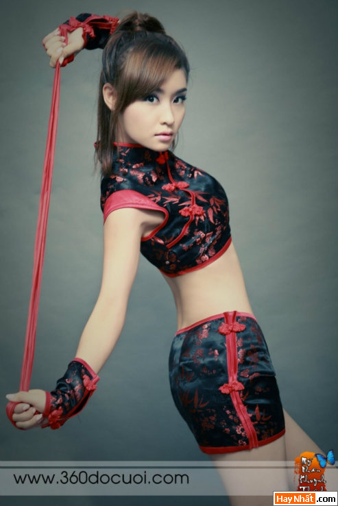 Album ảnh Cosplay - Khanhkhanh 3