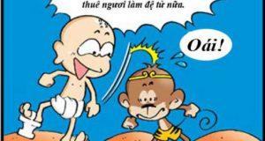 Tân Tây Du Ký (59): Đau đầu vì đồ đệ ngốc
