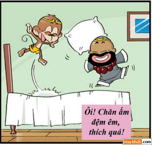 """Tân Tây Du Ký (79): THẦY TRÒ """"LÊN TIÊN"""" 4"""