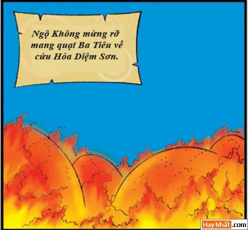 Tân Tây Du Ký (61): Ngộ Không xài hàng giả 4