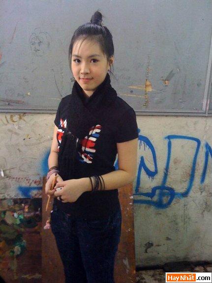 Hot girl Vũ Hà Kiều My (2)