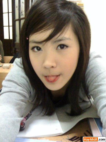 Hot girl Vũ Hà Kiều My (1) 1