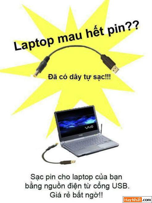 Laptop của bạn mau hết pin? 1
